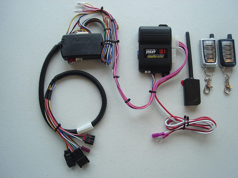 Remote Start Kit w/ Keyless Entry for Chevrolet, Buick, GMC Manual  Transmission - True Plug & Play Installation: Amazon.ca: Automotive
