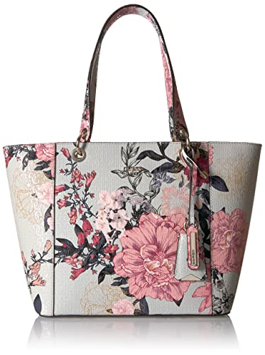 14d6494494a7 GUESS Kamryn Floral Tote  Amazon.co.uk  Shoes   Bags