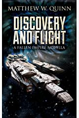 Discovery and Flight: A Fallen Empire Novella (Choi and Watson Book 2) Kindle Edition