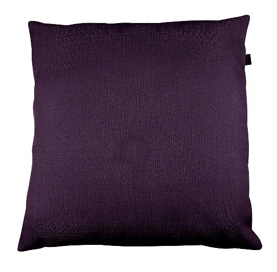 M.I.G. Home 2700103303 Housse De Coussin Violet 50 X 50 Cm: Amazon