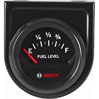 Auto Meter 2641 Z-Series 2-1//16 Short Sweep Electric Fuel Level Gauge for GM