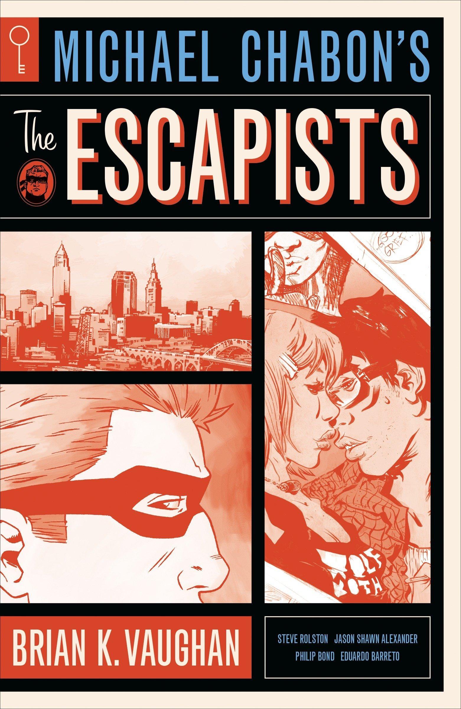 Michael Chabon's The Escapists ebook