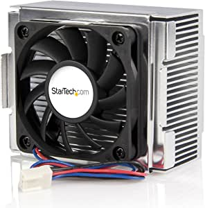 Startech.com FAN478 - Ventilador de CPU, Socket 478: Amazon.es ...