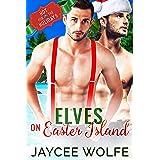 Elves on Easter Island: Ménage Christmas Getaway (Hot for the Holidays)