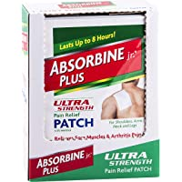 Deals on 18-Ct Absorbine Jr. Ultra Strength Pain Relief Patch