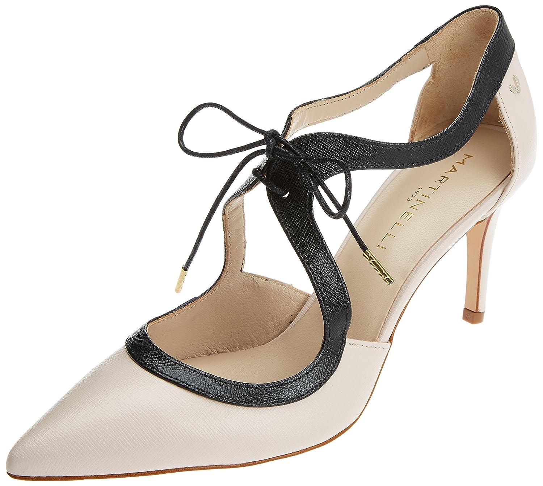 Martinelli Navia 1271-a835s, Zapatos de Tacón con Punta Cerrada para Mujer 37 EU
