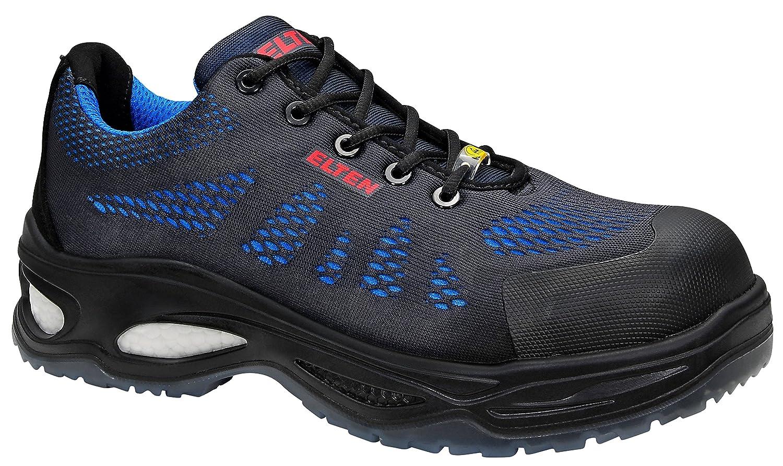 ELTEN Logan Blue Low ESD S1, Chaussures de sécurité Homme (Blau 45 EU|Bleu (Blau Homme 4) 6789de