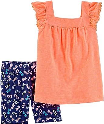 8a941812d031 Amazon.com  Carter s Infant Girls Orange   Blue Sunglasses Baby ...