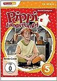 Pippi Langstrumpf - TV-Serie, DVD 5 [Alemania]