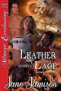 Leather and Lace [Skinwalkers 1] (Siren Publishing Menage Everlasting)
