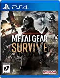 Metal Gear Survive- Play Station 4 - Standard Edition