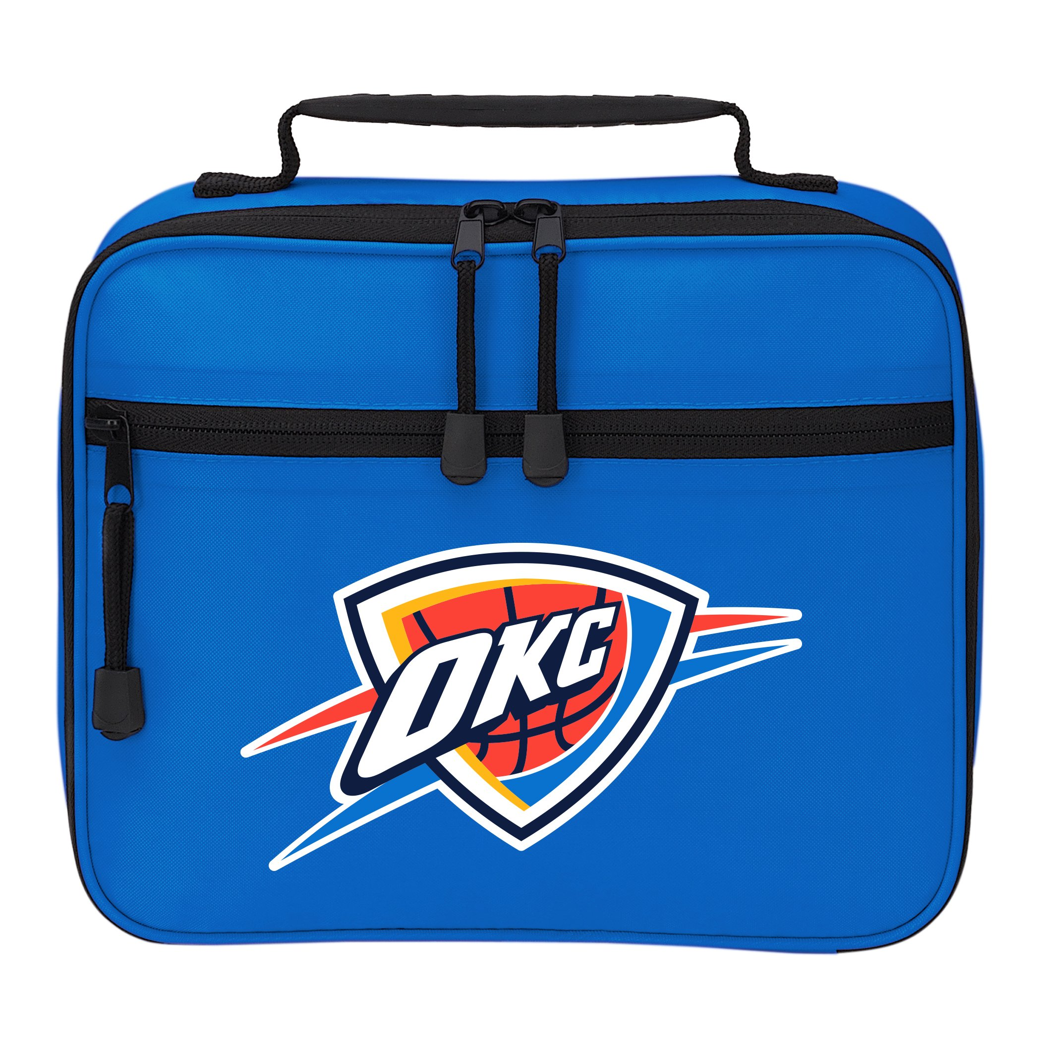 NBA Oklahoma City Thunder ''Cooltime'' Lunch Kit''Cooltime'' Lunch Kit, Blue, One Size