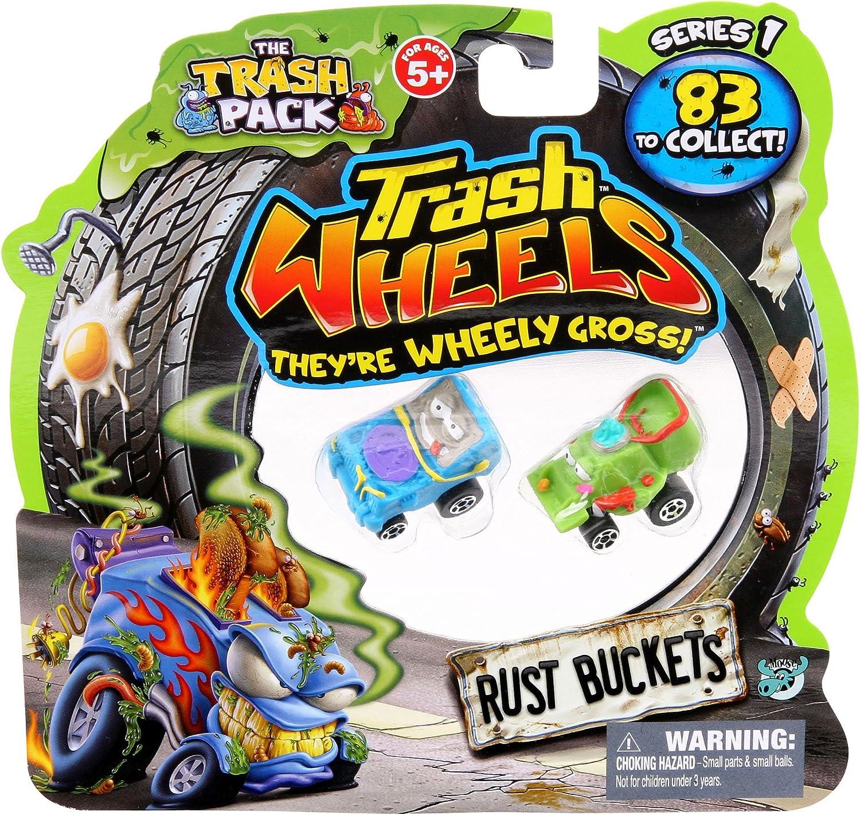 Trash Wheels - Blister de 2 vehículos (Giochi Preziosi 68139): Amazon.es: Juguetes y juegos