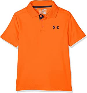6dae9a66a Under Armour Unisex Kids Performance Polo Novelty Polo: Amazon.co.uk ...