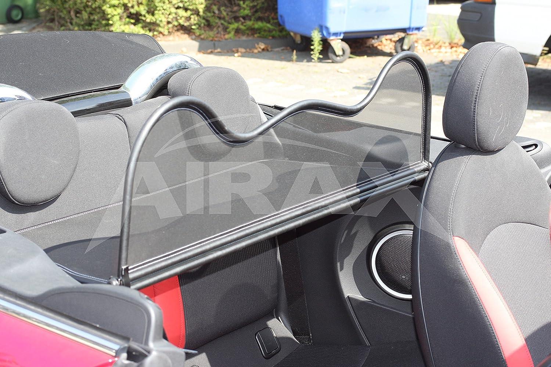 AIRAX Windschott BMW Mini Cooper Cabrio R 52 & R 57 Chrom Design