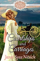 Courtships and Carriages (Great Plains Series Book 1) Kindle Edition