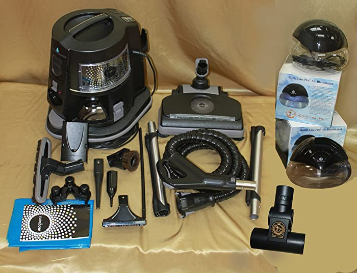 Rainbow E2 Black Vacuum Cleaner