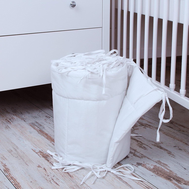 Bettumrandung nest kopfschutz nestchen 420x30cm, 360x30cm, 180x30 ...