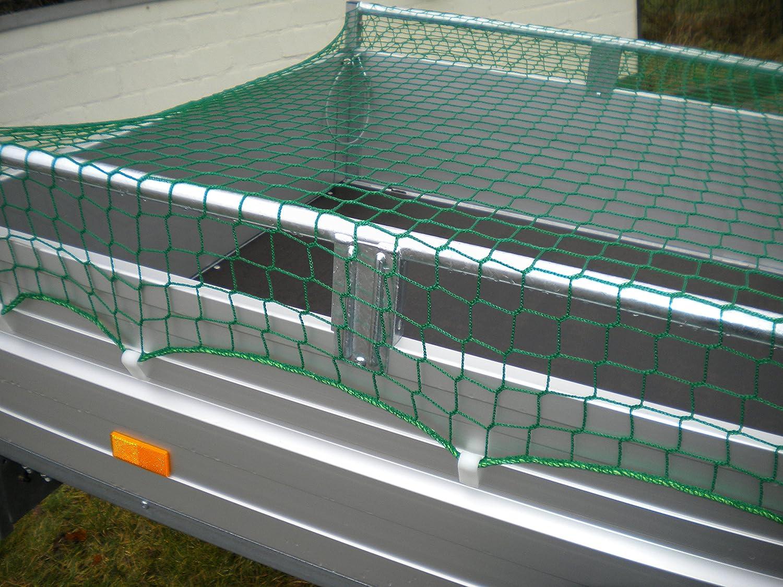 35mm Abdecknetz Anh/ängernetz Containernetz 2,0 x 2,5m