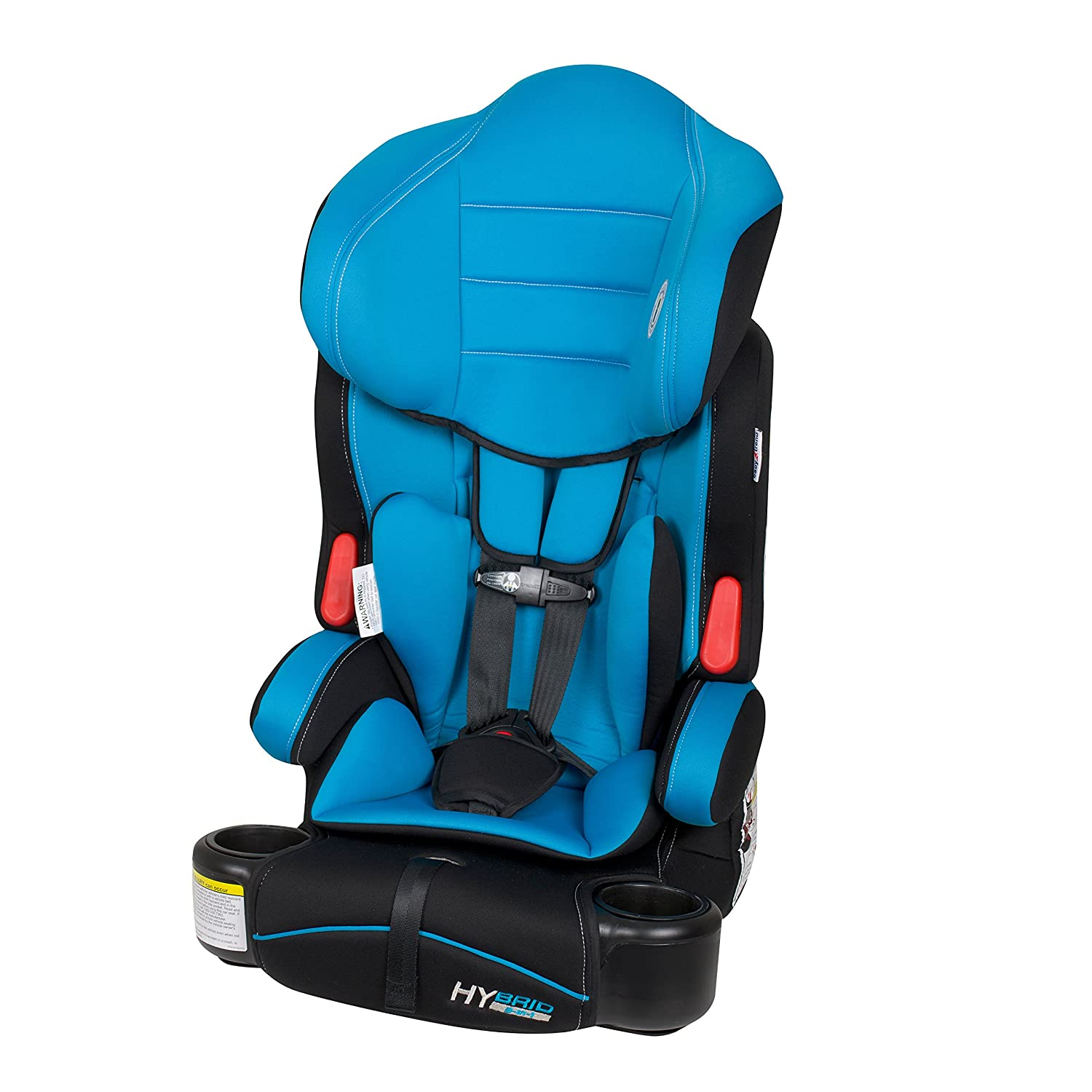 Amazon.com : Baby Trend Hybrid Booster Car Seat, Blue Moon : Baby
