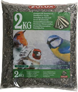 ZOLUX Girasole Per Uccelli Da Giardino   Alimenti Uccelli