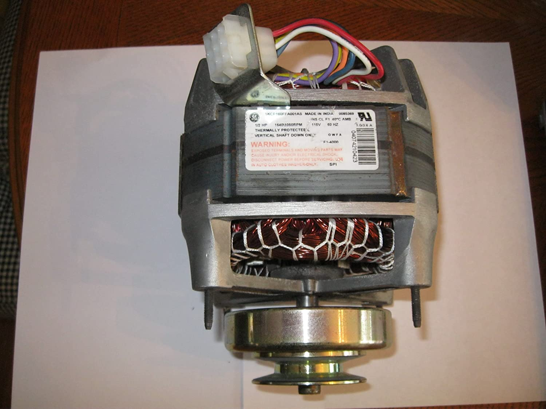 GE wh20 X 10019モーター、座金、Clutchless B001E0G2G6
