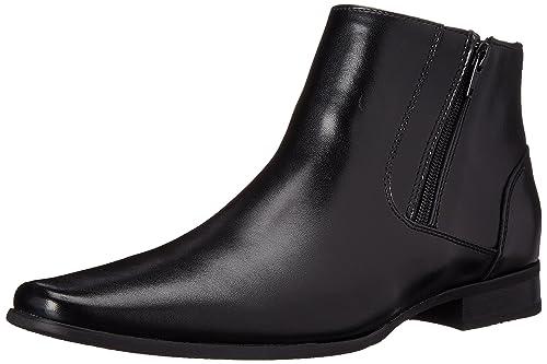 10b778fea8c Calvin Klein Men's Beck Leather Boot
