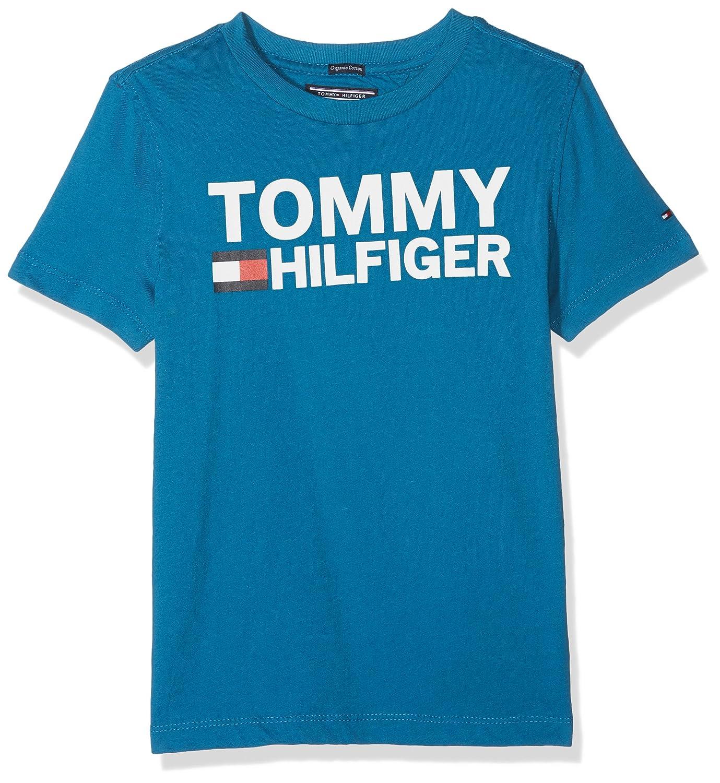 Camiseta para Ni/ños Tommy Hilfiger Essential Graphic tee S//S