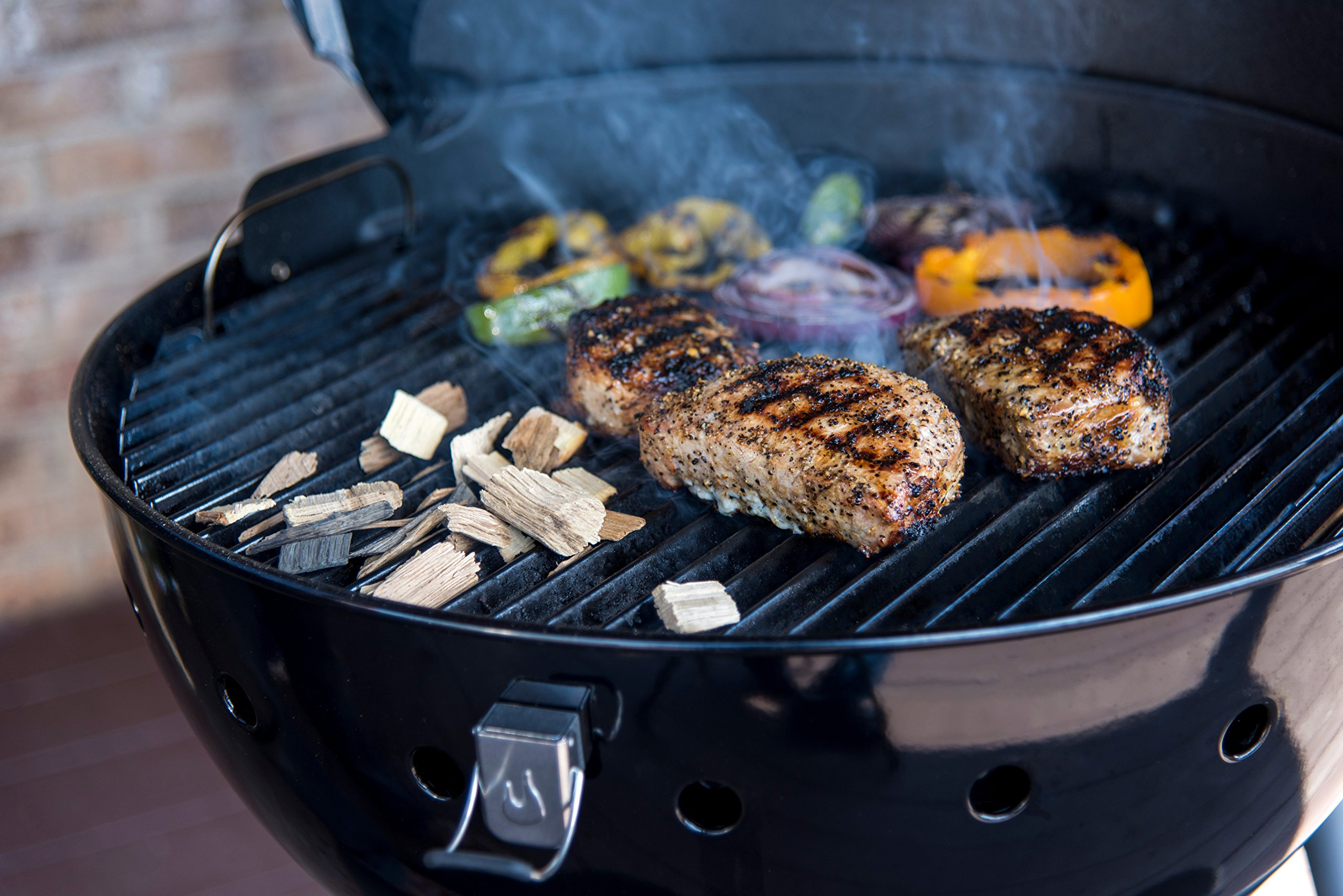 Char-Broil TRU-Infrared Kettleman Charcoal Grill, 22.5 Inch by Char-Broil (Image #6)