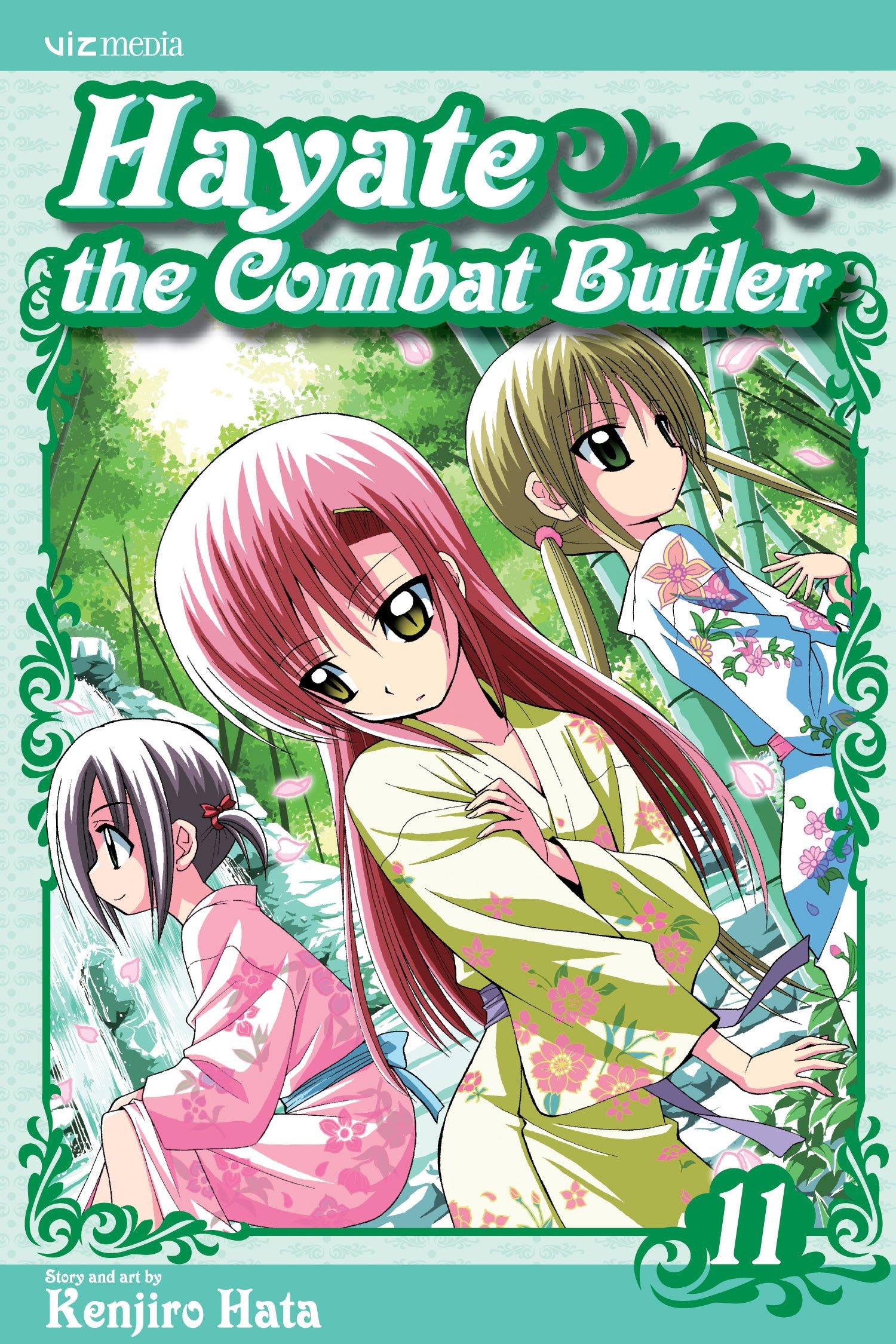 Hayate the Combat Butler, Volume 11 ebook