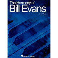 The Harmony of Bill Evans Songbook book cover