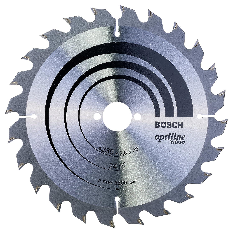 pack de 1 Bosch 2 608 640 616 Hoja de sierra circular Optiline Wood 190 x 30 x 2,6 mm 36