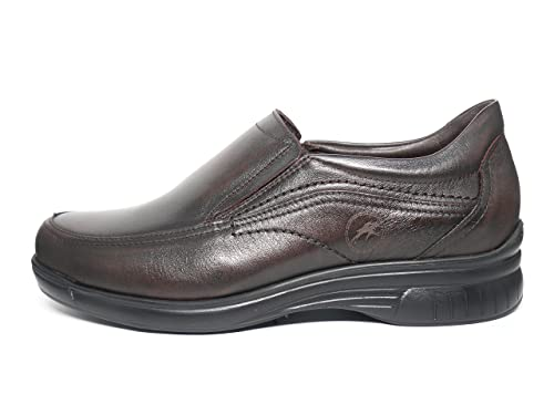 6cad156c Zapatos hombre FLUCHOS tipo Mocasín - Disponible en Marrón y Negro - 7781 -  62 y