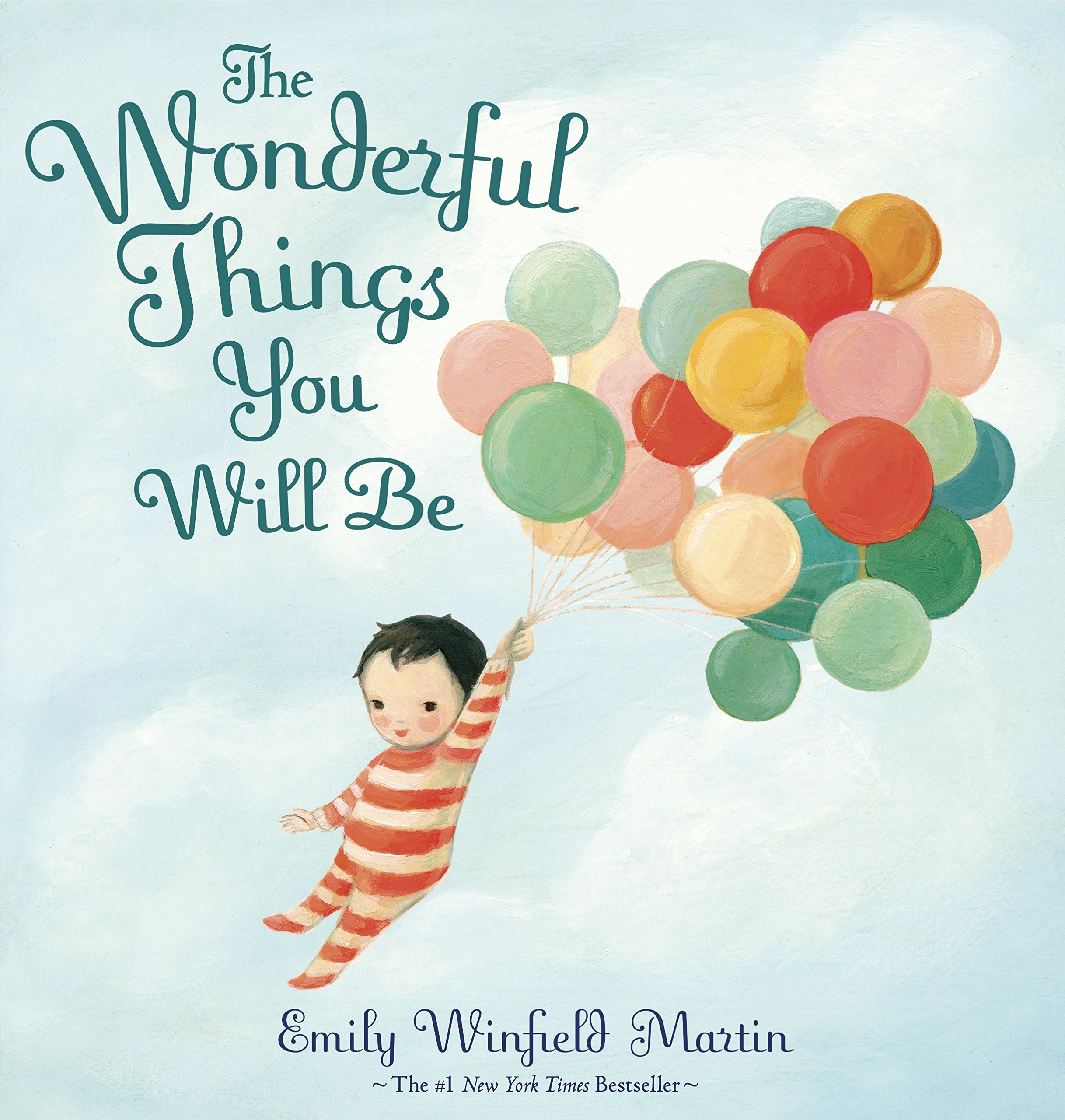 Amazon.com: The Wonderful Things You Will Be (0884871130611 ...