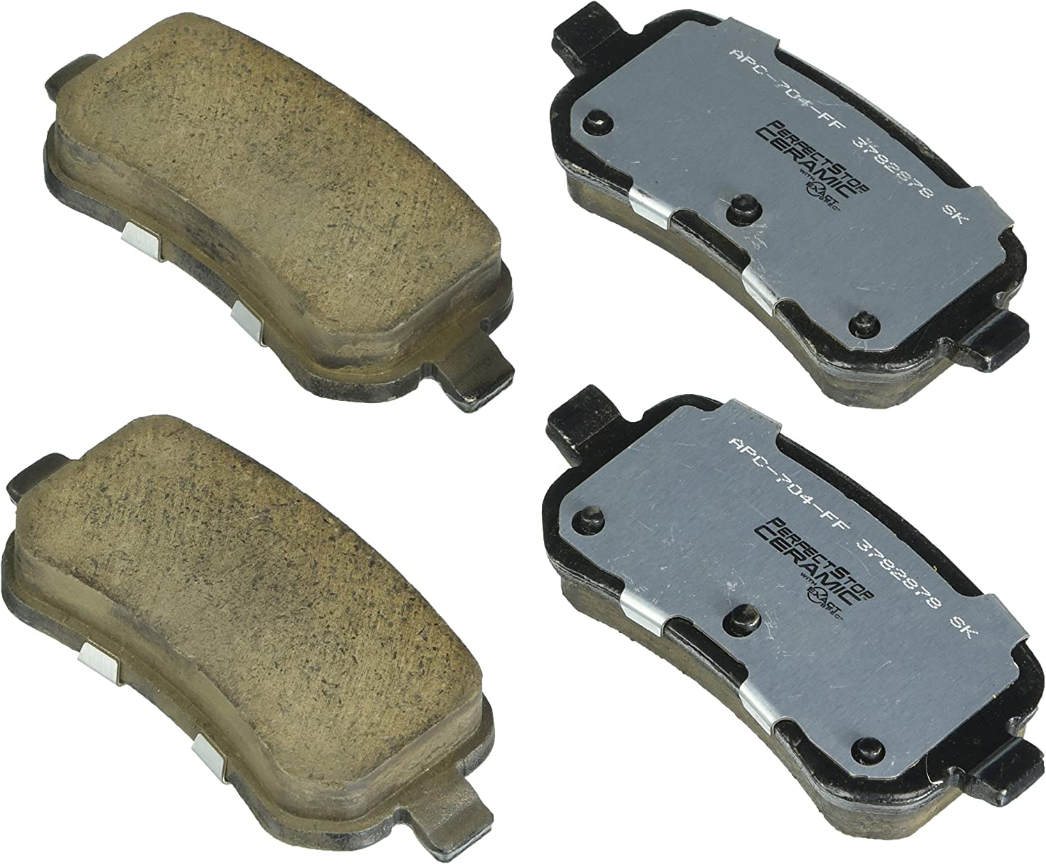 Wagner Z704 Brake Shoe Set