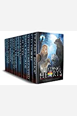 Beating Hearts: A LGBTQIA+ Paranormal Romance & Urban Fantasy Anthology (Shifters Unleashed Book 3) Kindle Edition