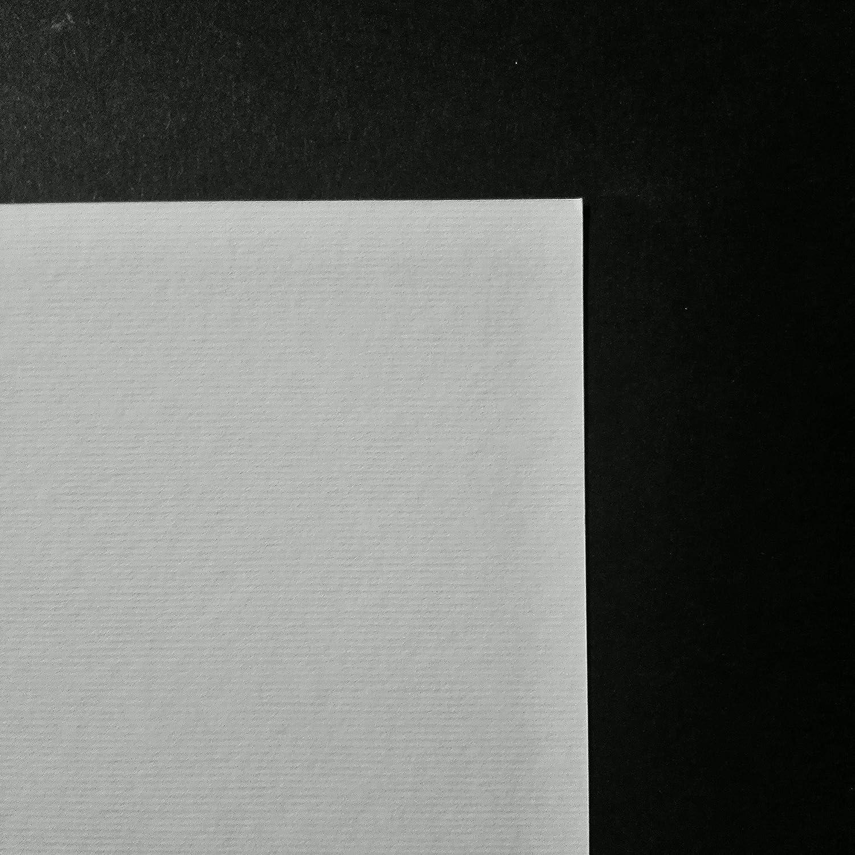 50-100-250-625 fogli A3 Carta Acquerello Rustic Bianco 240gr per stampanti inkjet