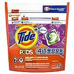 Tide Pods Plus Febreze Liquid Laundry Detergent Pacs, Spring & Renewal Scent 12 Count