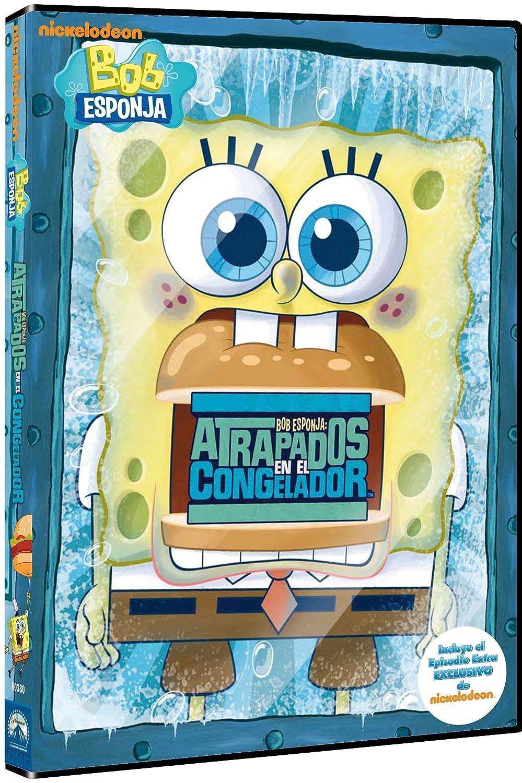 Bob esponja: Atrapados en el congelador [DVD]: Amazon.es: Varios ...
