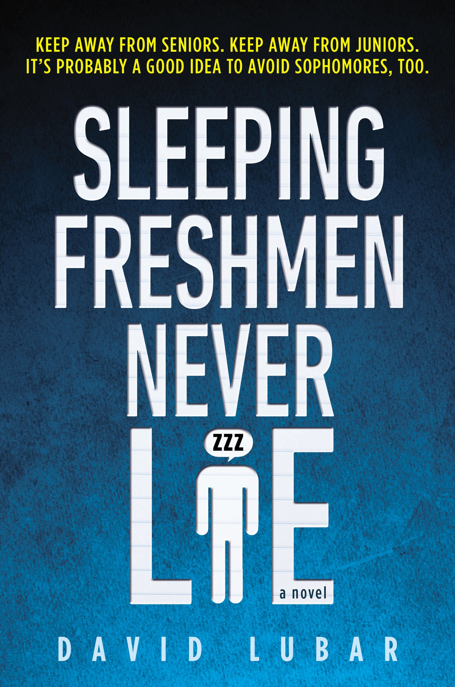 Image result for sleeping freshmen never lie