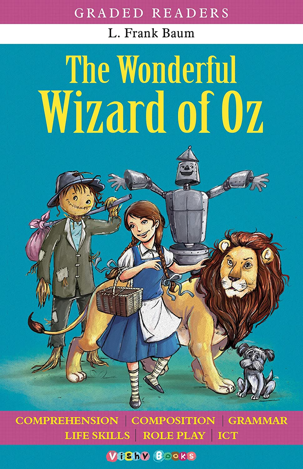 The Wonderful Wizard of OZ (English Edition) eBook: Lyman Frank ...
