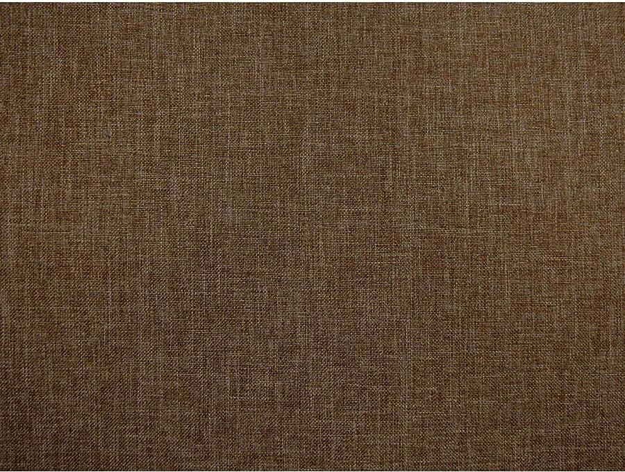 Umax Linen Texture Pecan Full Futon Cover
