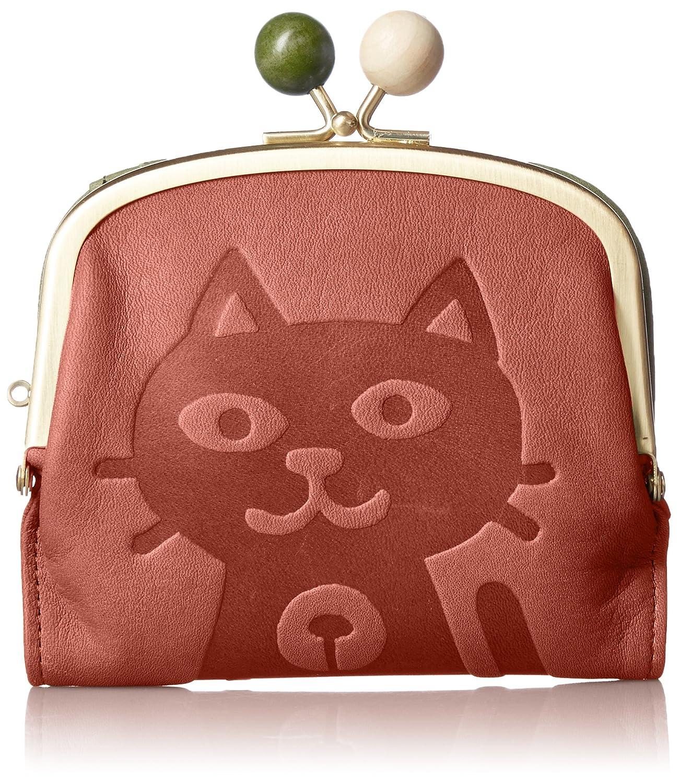 [ボックス21]Amazon公式 「ジュジュ&ベック」がま口付折財布  0331313 B01MY2A67F ピンク ピンク