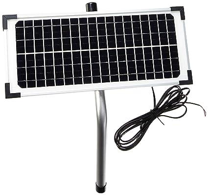 Gto Fm121 Solar Panel Kit - - Amazon com