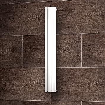 Wohnraum-Heizkörper Rom, Mittelanschluss, 200x31 cm, 752 Watt ...