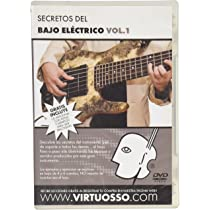 ... Virtuosso Electric Bass Method Vol.1 (Curso De Bajo Eléctrico Vol.1) ...
