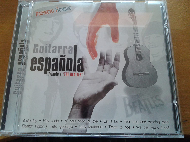 GUITARRA ESPAÑOLA . Tributo a THE BEATLES: A.Rodrigo: Amazon.es ...