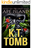 Ape Island (Quests Unlimited Book 36)