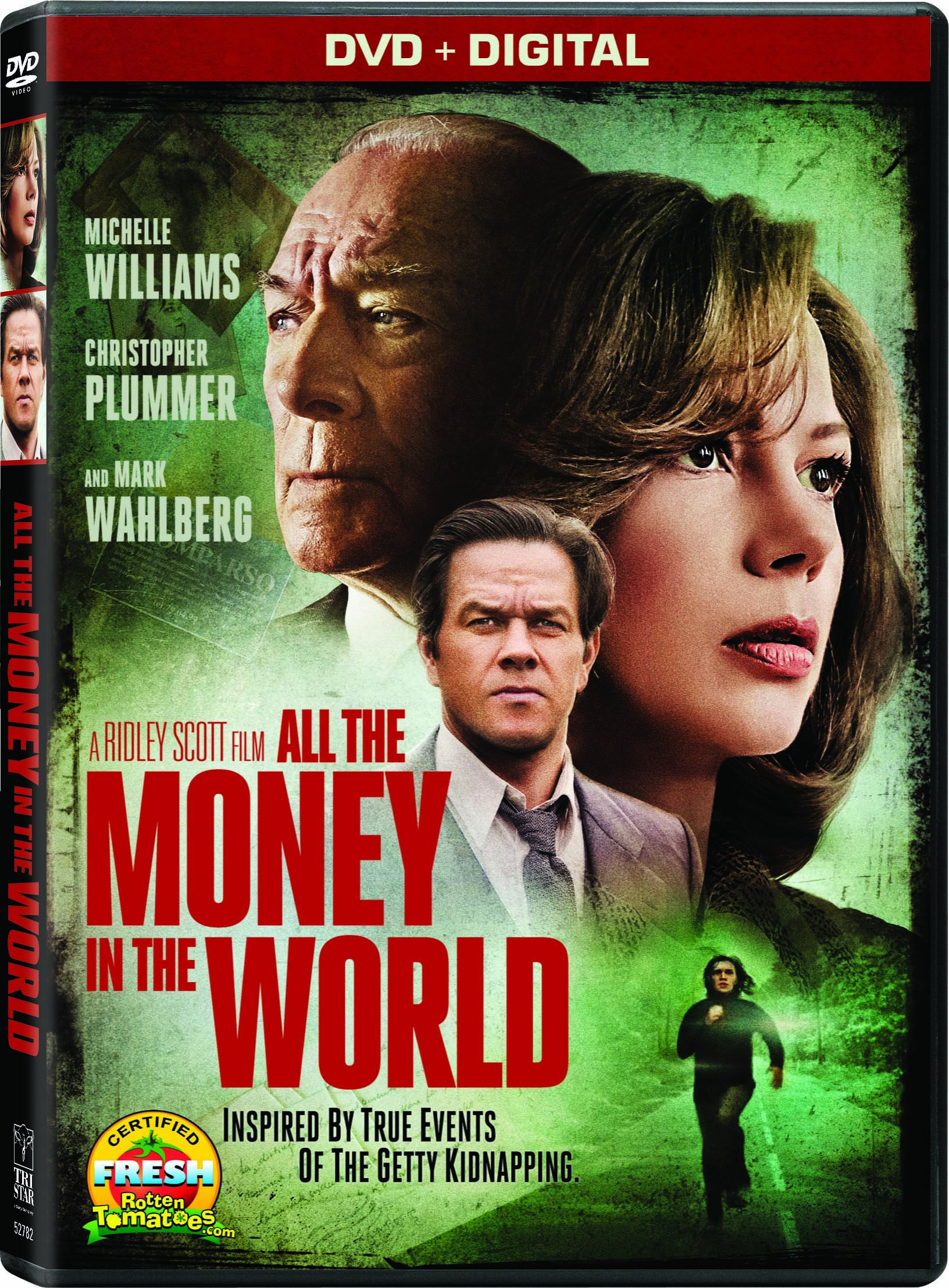DVD : All The Money In The World (Widescreen, Dolby, AC-3, Digital Copy, Dubbed)