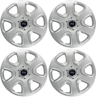 Ford  Wheel Trims Covers Hub Caps  Inch Silver Black